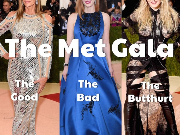 The Met Ball – The Good, The Bad and the Butthurt