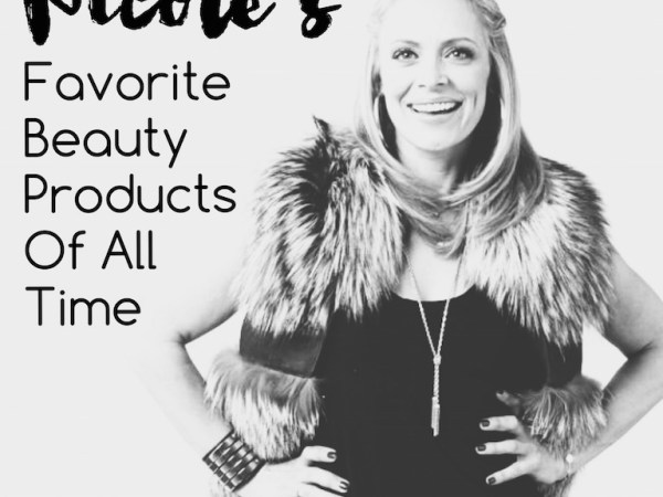 Nicole's Favorite Beauty Products Of All Time Part 1