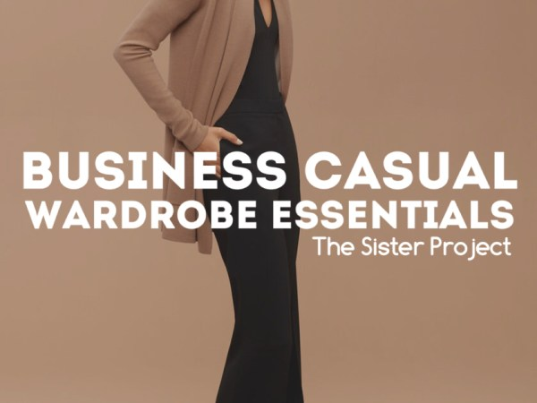 Business Casual: Fall Wardrobe Essentials