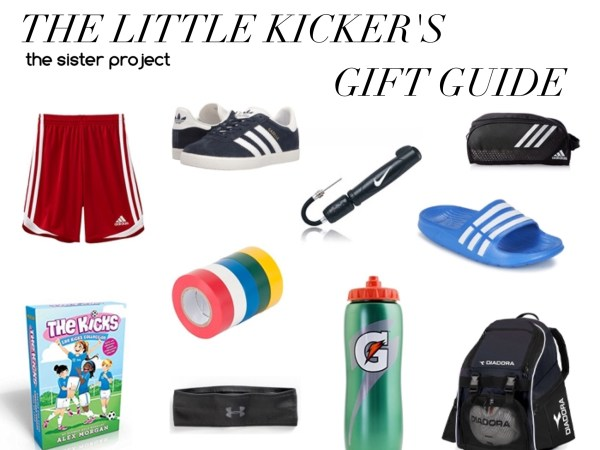 Gift Guide For Your Little Kicker