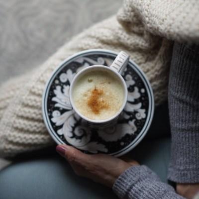 Oat Milk Cinnamon & Honey Latte