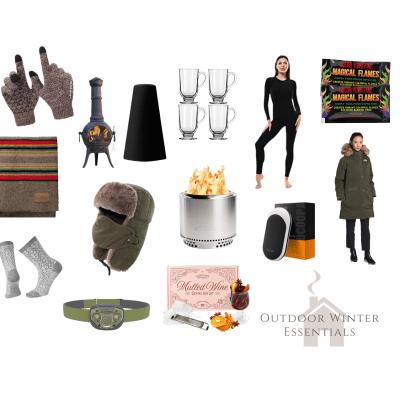 Outdoor Winter Essentials