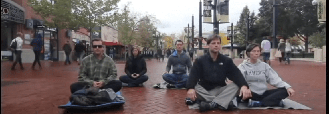 Mindfulness And Distraction – Why You Should Meditate In Public Spaces