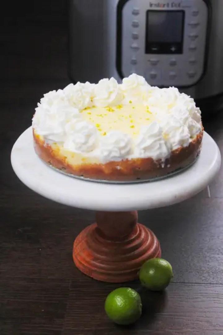 My Favorite Dessert in the Instant Pot
