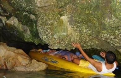 Kayak in Phuket Thailand