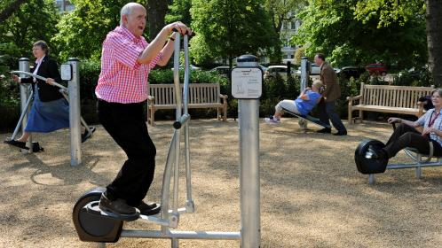 Live longer in 'healthy towns' built with NHS planning