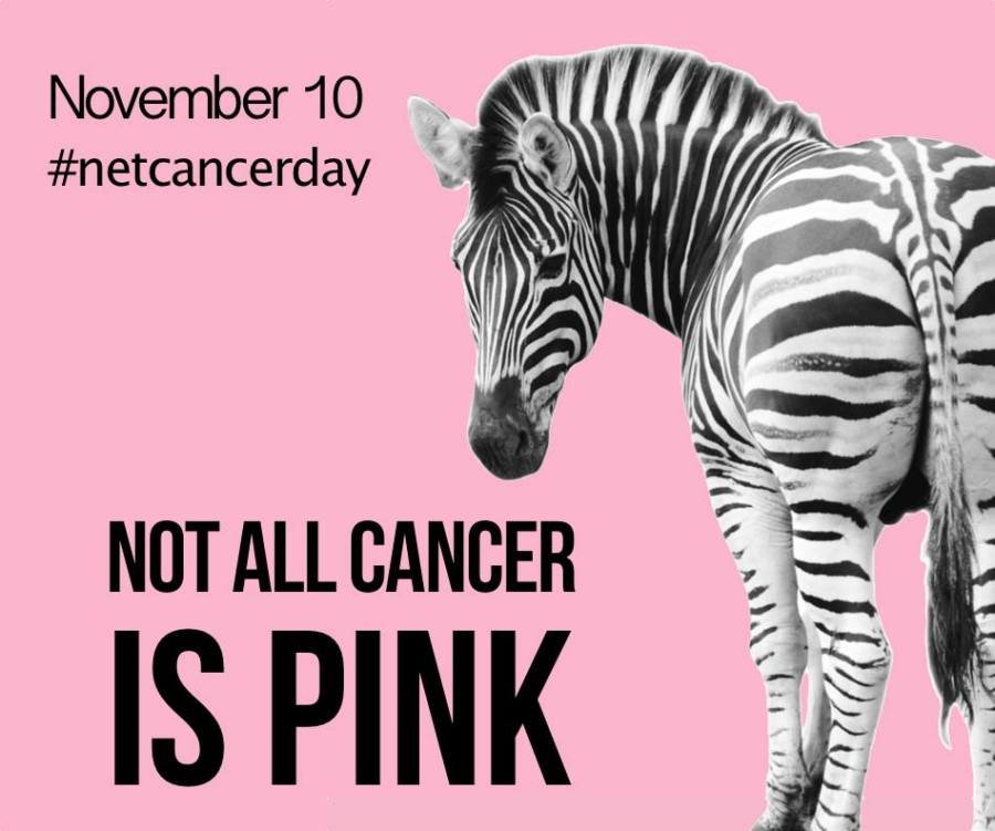 Neuroendocrine cancer day