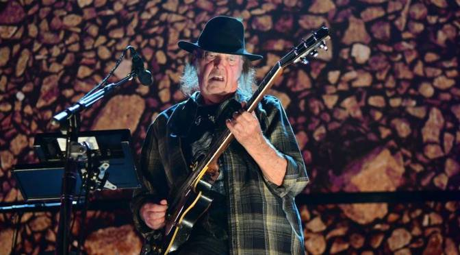 Neil Young's Harvest Moon Gathering Should Be Awesome