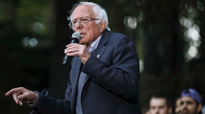Bernie Sanders Is Back: Is His Heart Healthy? Why Is His Ejection Fraction Not Reported?