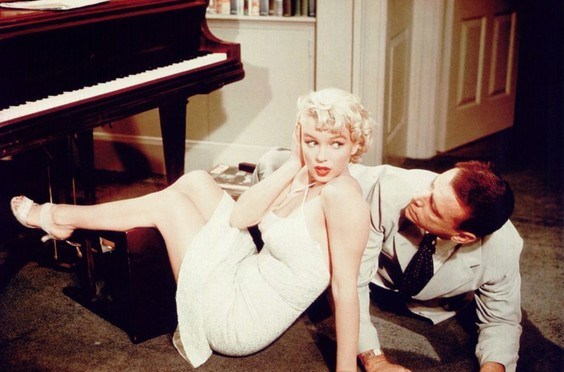Behold The Korg Triton and Marilyn Monroe's Posthumous Starring Role