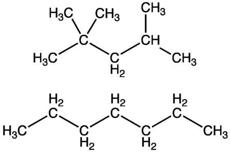 octaneheptane