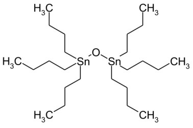 531px-Tributyltin_oxide_structure