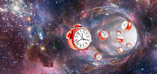 wormhole space time spacetime travel stars clocks
