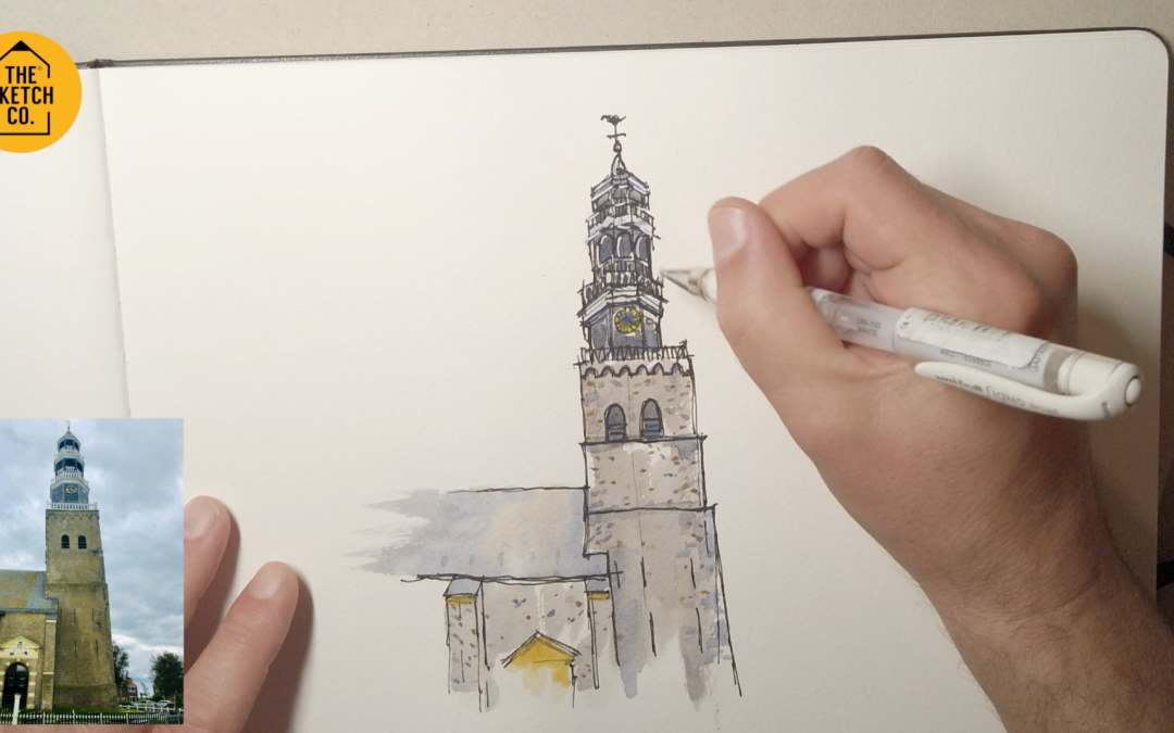 Lecture 8: Highlights with a white gel pen