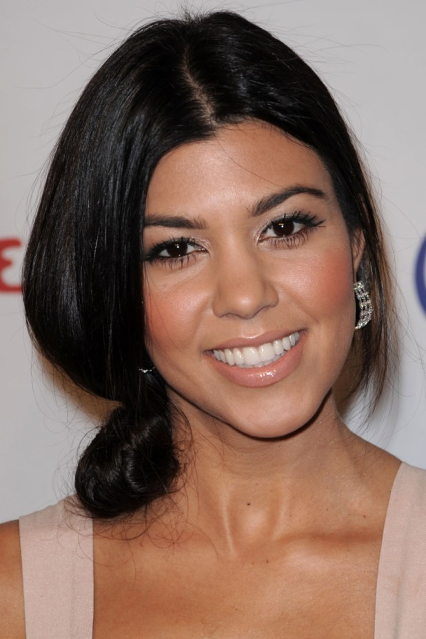Kourtney Kardashian, Rock the Vote party, 2008