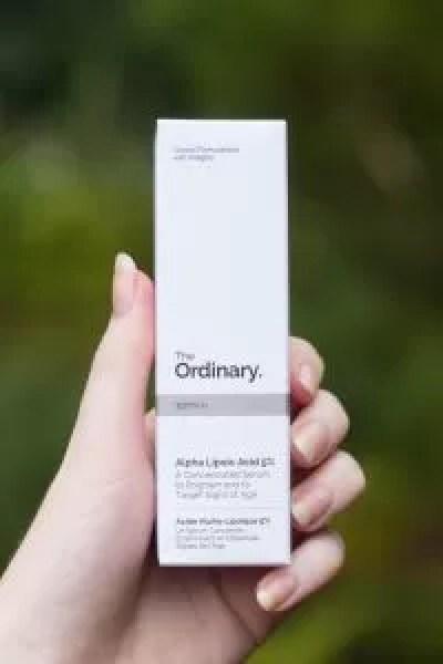 The Ordinary Alpha Lipoic Acid packaging box