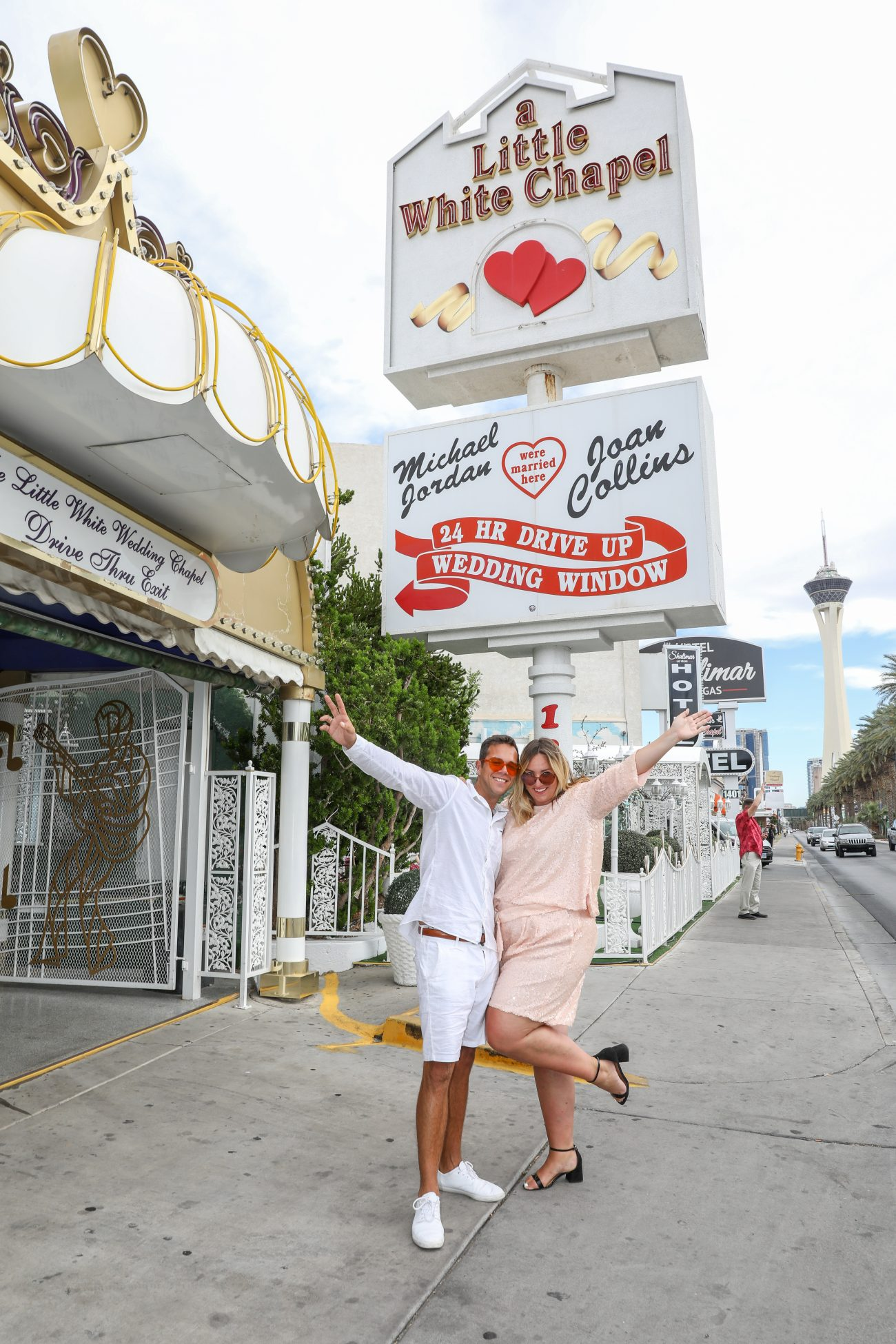 Ja Sagen Wie Elvis Heiraten In Las Vegas