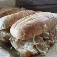 Chicken French Dips