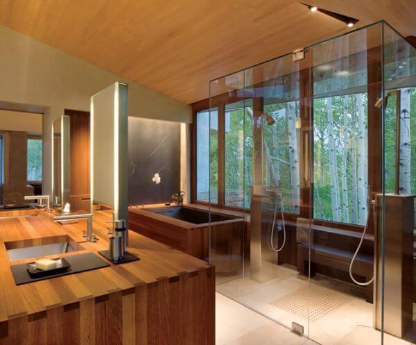 17 Japan Bathroom Ideas to Get Your Zen On 9