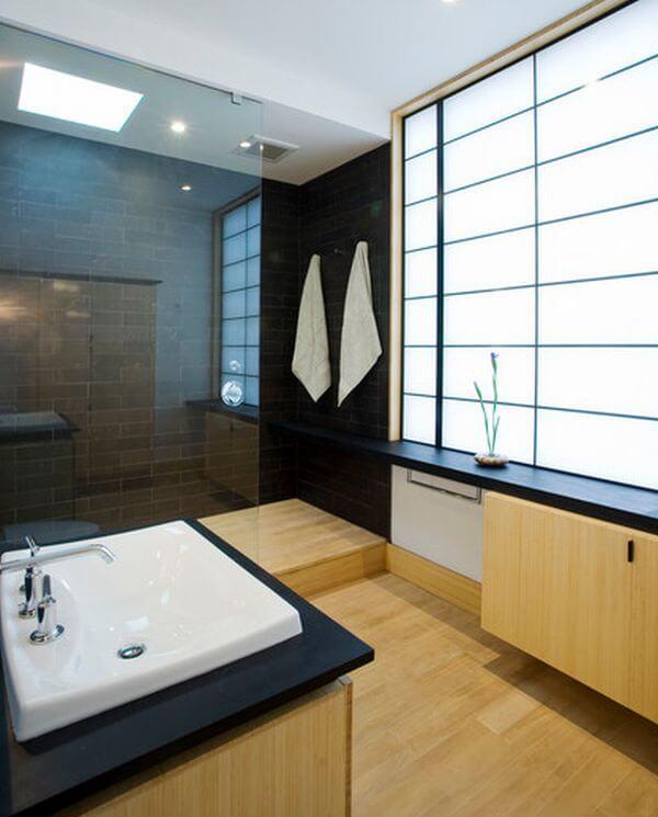 17 Japan Bathroom Ideas to Get Your Zen On 12