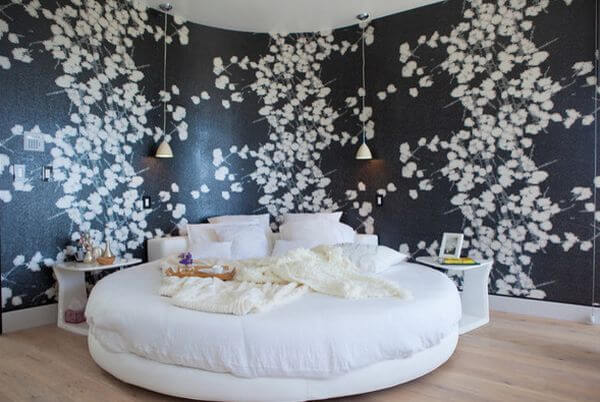 15 Most Amazing Modern Round Beds Ideas You'll Ever See 13