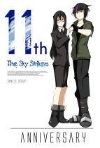 20180930 The Sky Strikersは11周年になりました