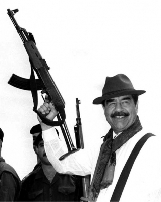 Saddam and Gomorrah