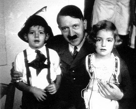 Hitler's Step Children