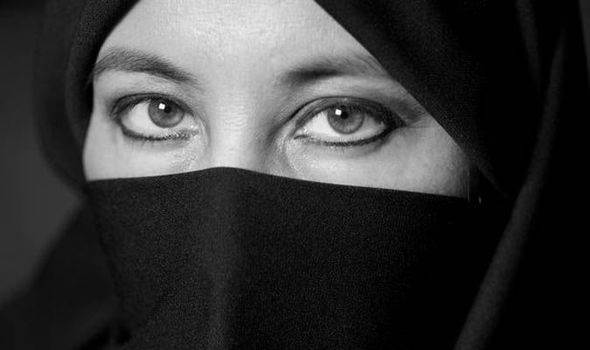 Bare Beneath the Burqa
