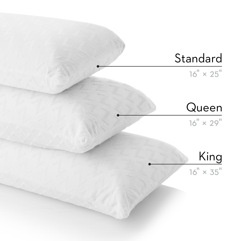 malouf zoned dough pillow