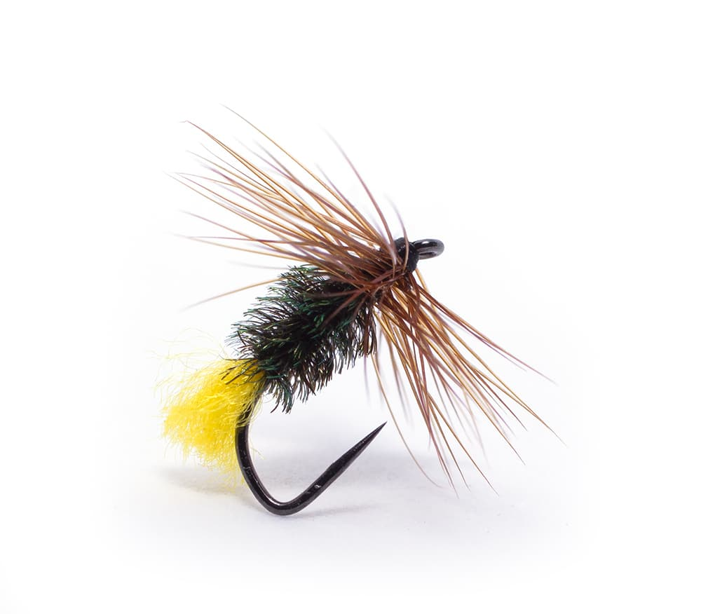 Treacle Parkin Grayling Fly