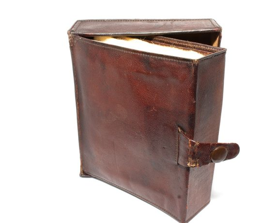 Vintage Flyfishers North Country Fly Box