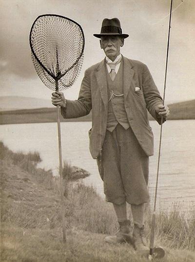 Riverkeeper Nat Hunt