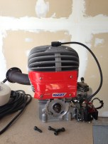 The Engine...A Vortex VL-98