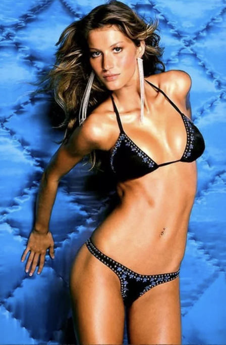 Gisele Bündchen Sex Tape And Nudes Leaked!