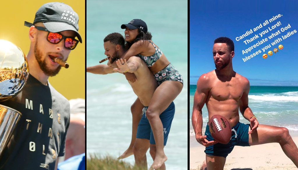 FULL VIDEO: Steph Curry Nude With Ayesha Leaked!