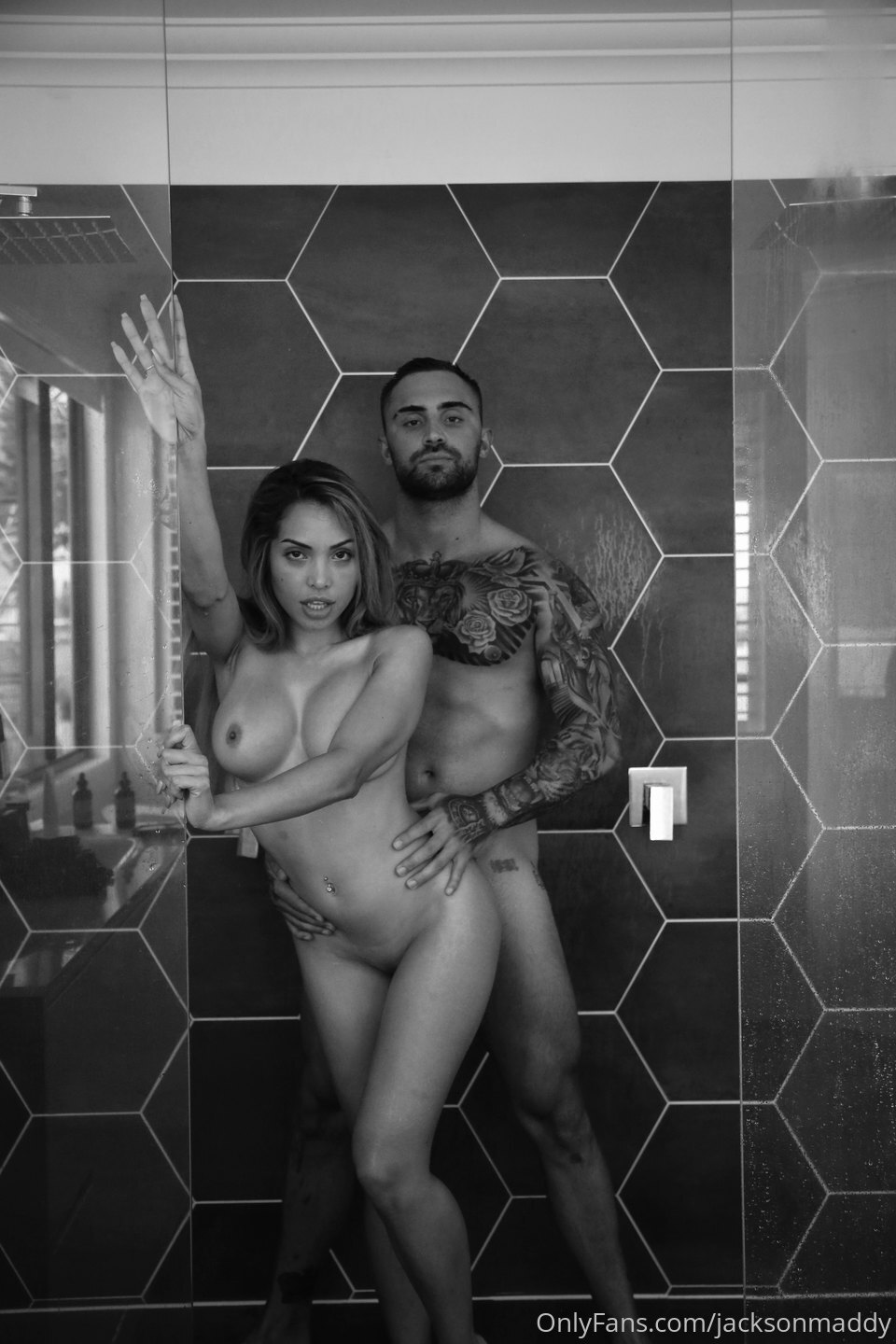 FULL VIDEO: Jackson And Maddy Sex Tape Threesome Leaked! *NEW*
