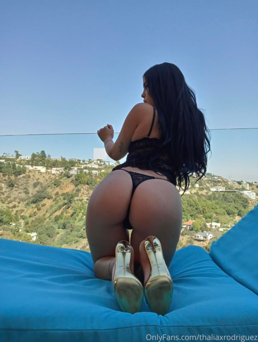 NEW PORN: Thaliaxrodriguez Nude Onlyfans With Malu Trevejo!
