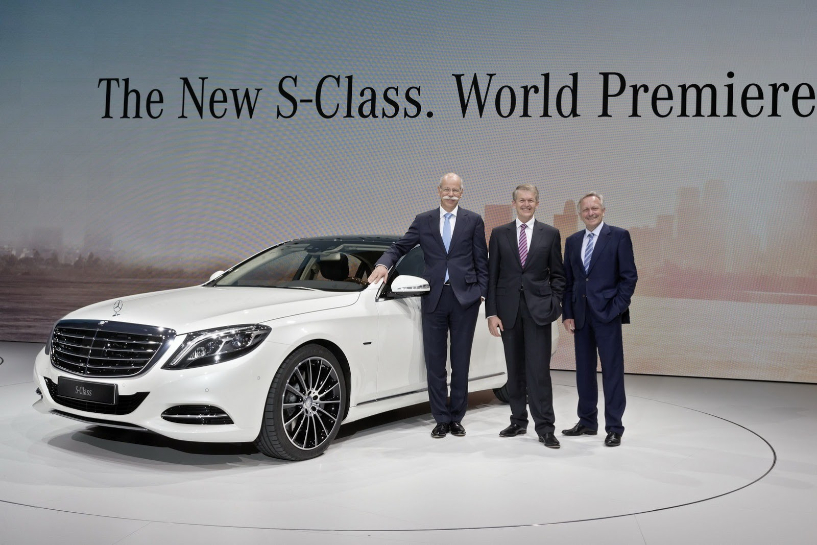 2014 Mercedes Benz S-Class Reveal Event - SMADE MEDIA (1)