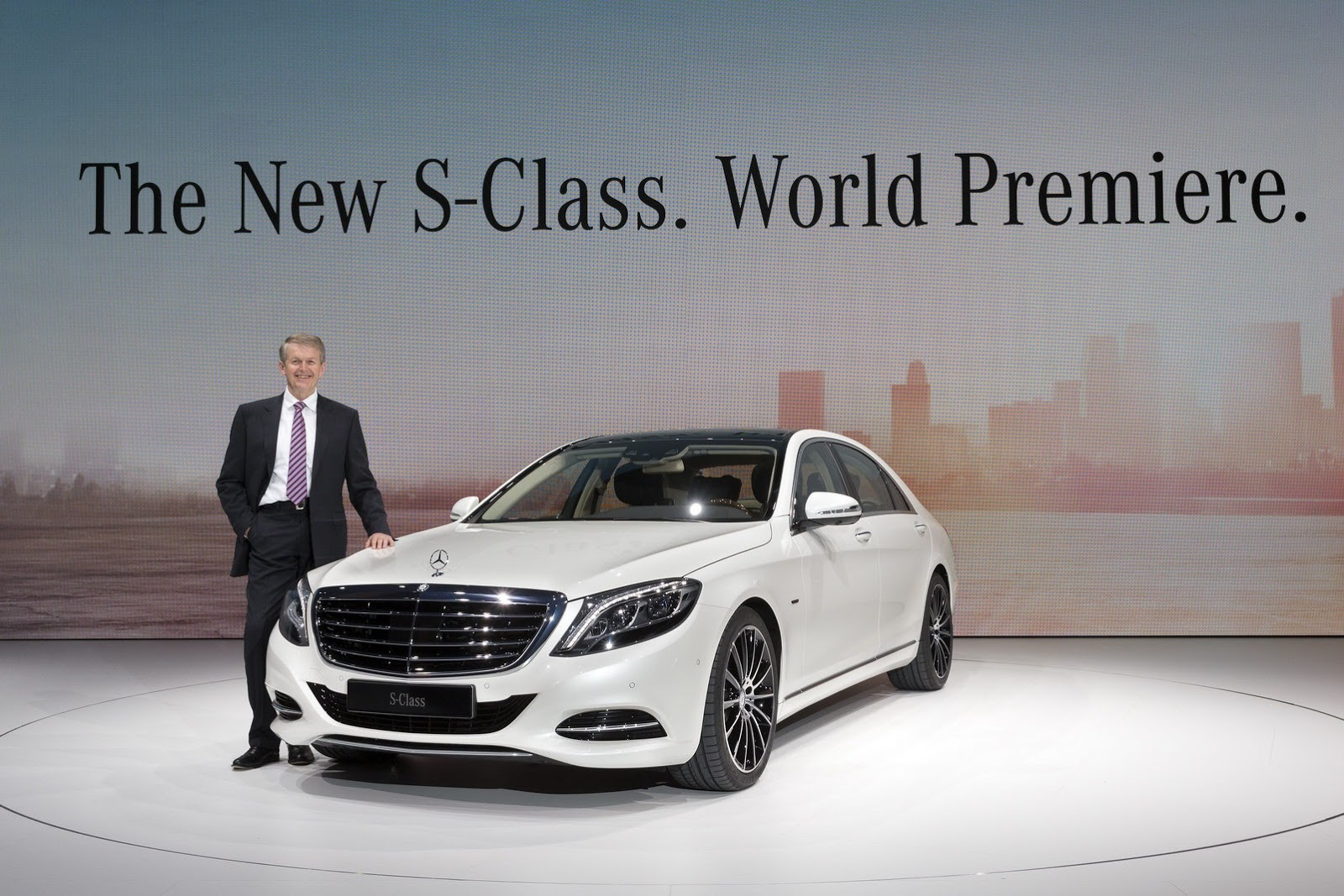 2014 Mercedes Benz S-Class Reveal Event - SMADE MEDIA (2)