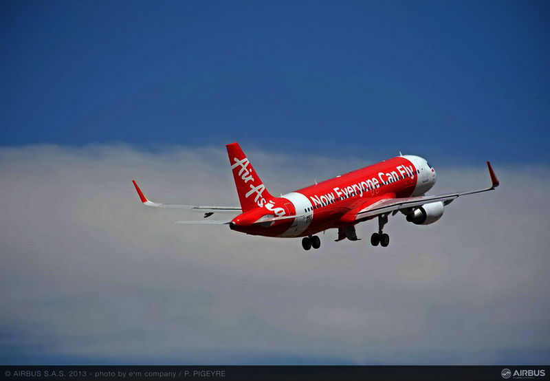 AirAsia 8,000TH Airbus Delivery (2) - SMADE MEDIA