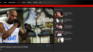 Photo of [VideoGalleria] Floyd Mayweather Vegas Cars Collection
