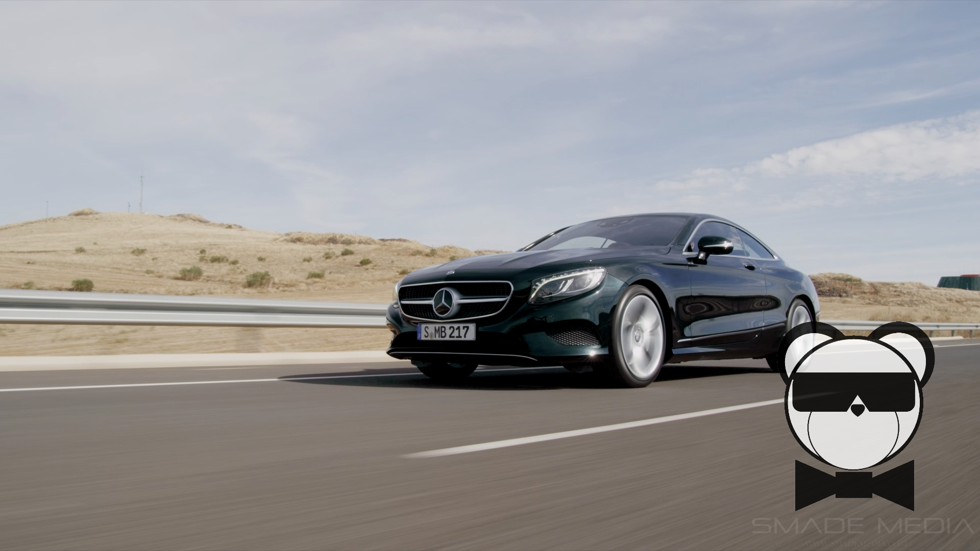 Mercedes-Benz S-Class Coupe - (206) SMADEMEDIA.COM inDESIGN Collection