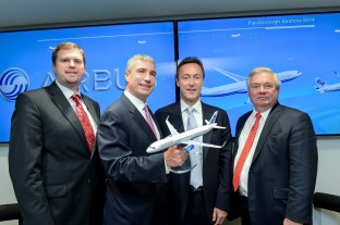 CIT A330NEO Order Announcement - www.smademedia.com