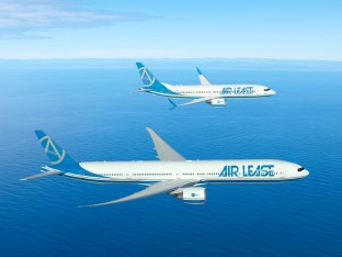 Air Lease Corporation Announce 777-300ER, 737 MAX 8 Order