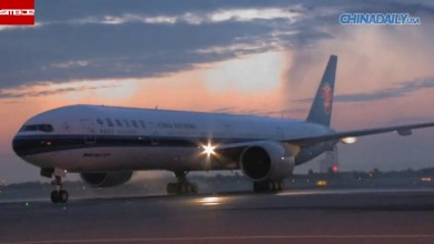 Photo of China Southern Completes Inaugural Service to New York-JFK