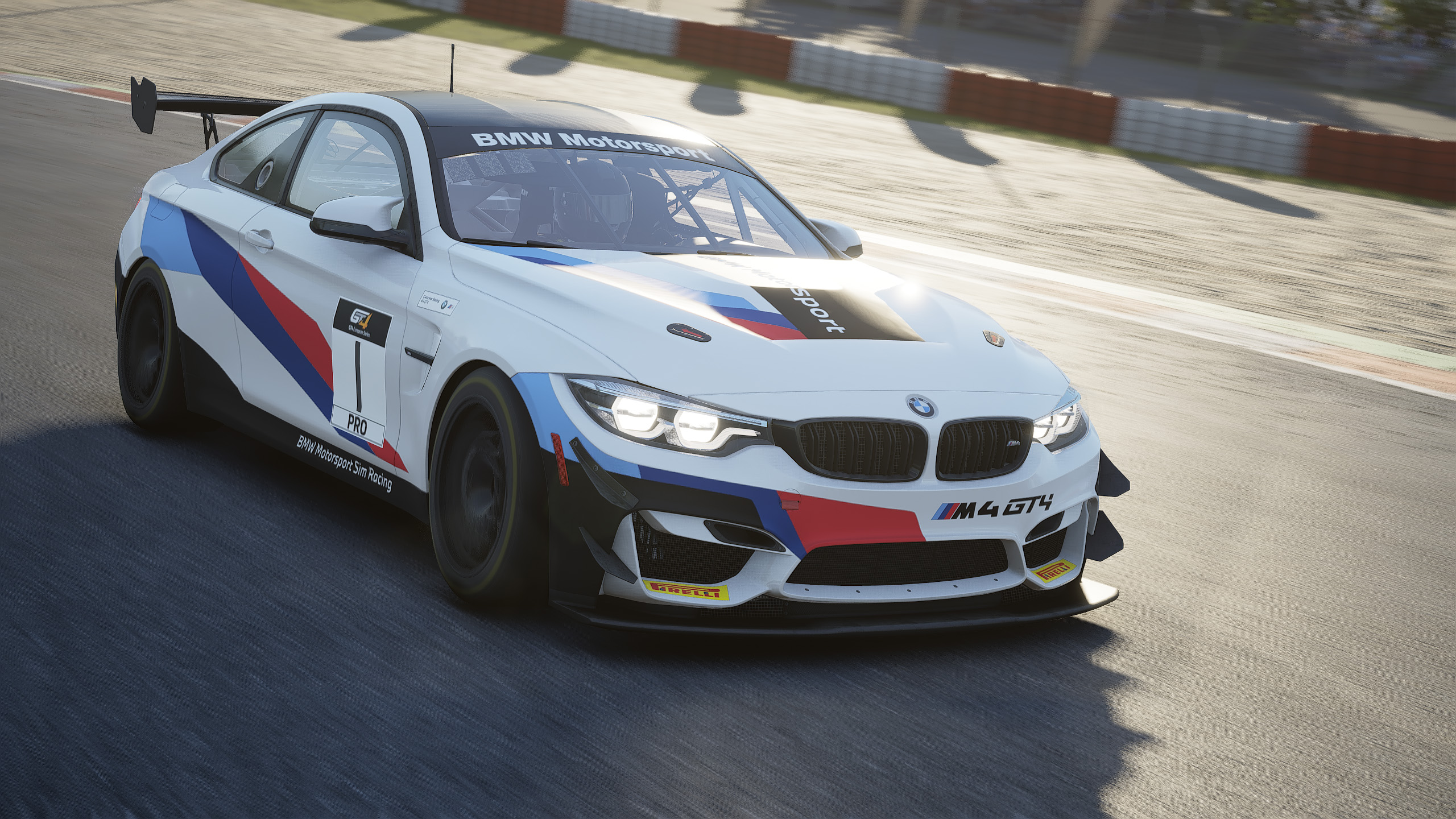 BMW Motorsport SIM Racing - First Look Collection