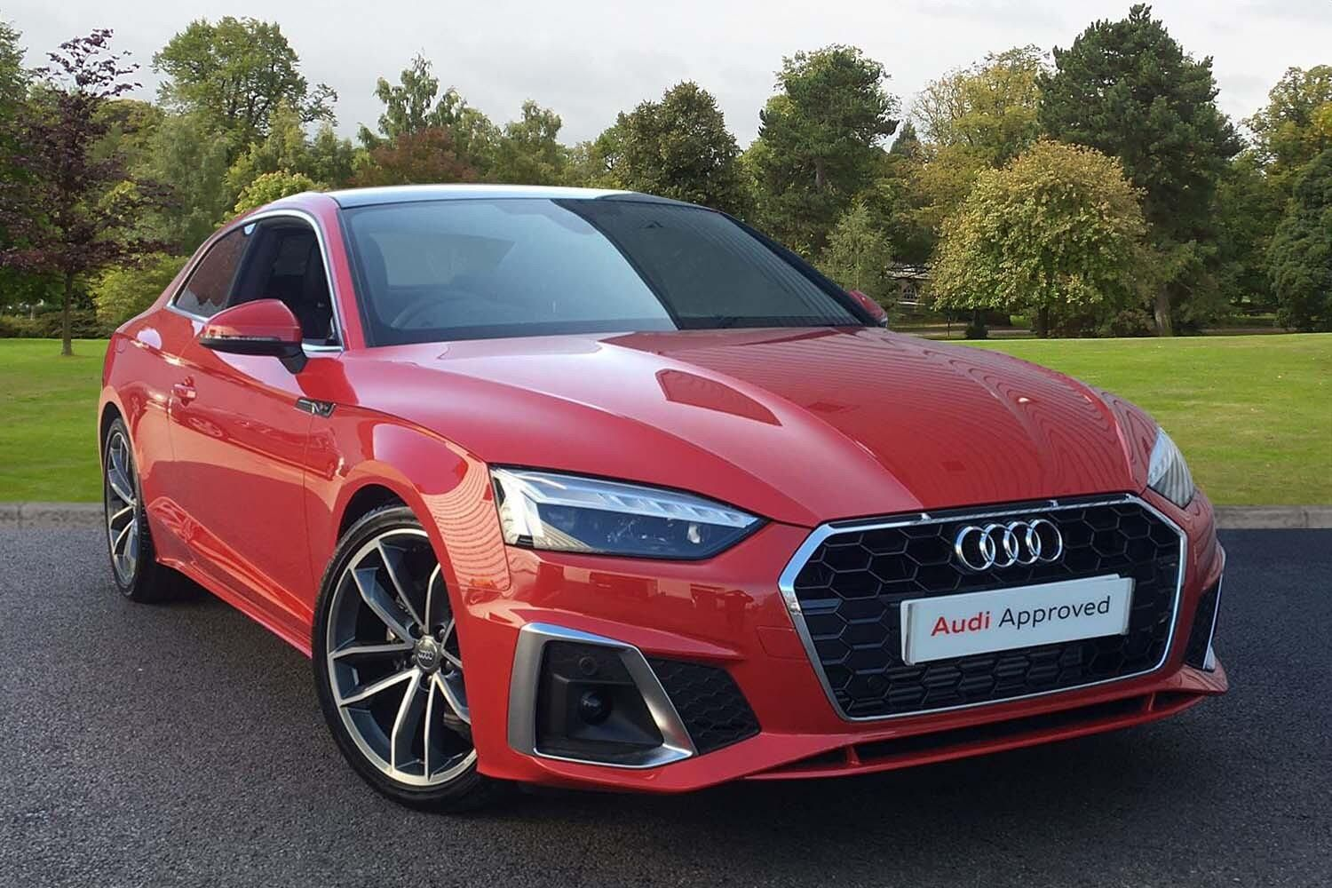 2020 Audi A5 – First Look