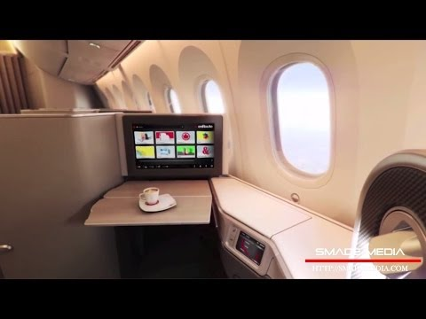 Experiencing Air Canada 787 Dreamliner inSTYLE – SMADEMEDIA.COM