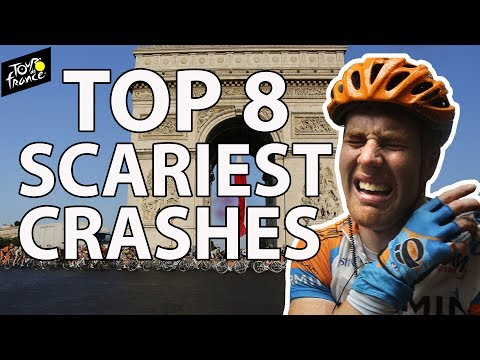 Tour de France: Top 8 scariest crashes in history | NBC Sports